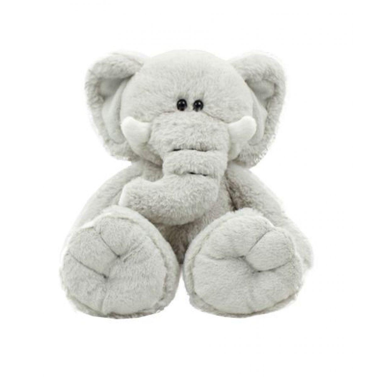 Plyšové zvířátko Slon 25 cm