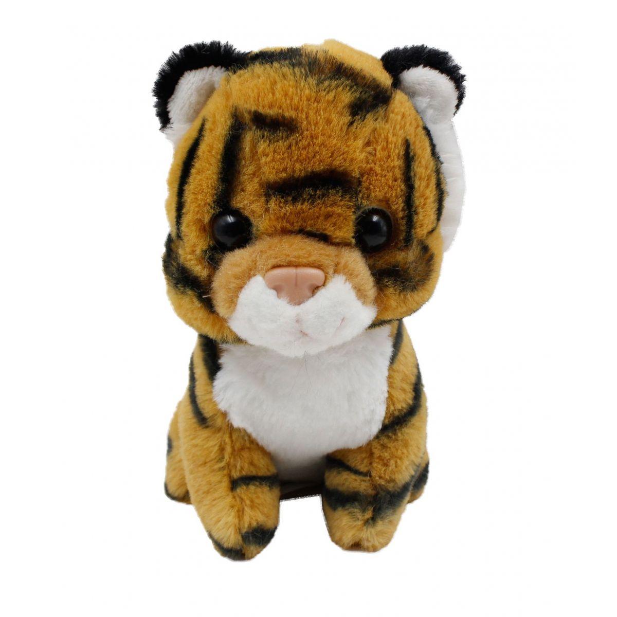 Plyšové zvířátko Tygr 17 cm