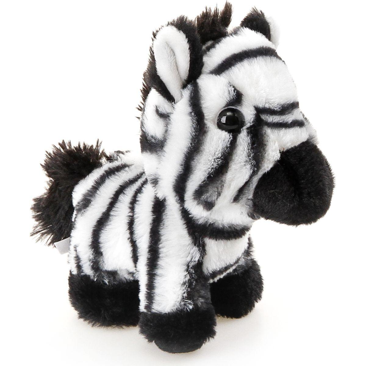 Plyšové zvířátko Zebra 17 cm