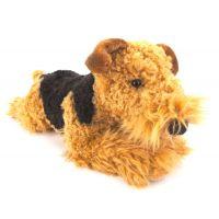 Plyšový Airedale Terrier