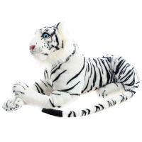 Plyšový bílý Tygr 70 cm