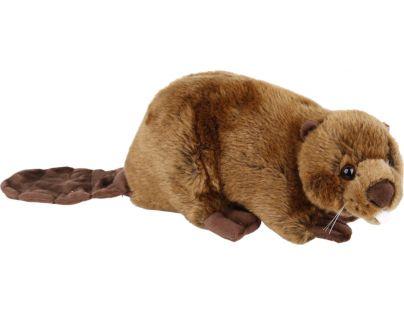 Plyšový bobr 27 cm
