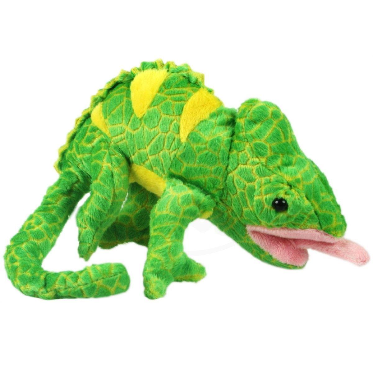 Plyšový Chameleon 17 Cm