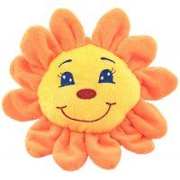 Plyšový hrací strojek sluníčko 20 cm