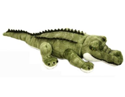 Plyšový krokodýl 32 cm