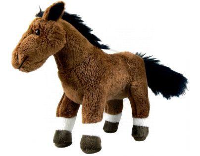 Plyšový kůň 20 cm