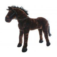 Plyšový Kůň nosnost 100 kg