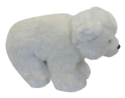 Plyšový lední medvěd 26 cm