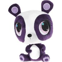 Alltoys Little Pet Shop Plyšová Panda Penny 15 cm
