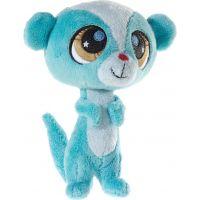 Alltoys Little Pet Shop  Plyšová Surikata Mongoose 15 cm