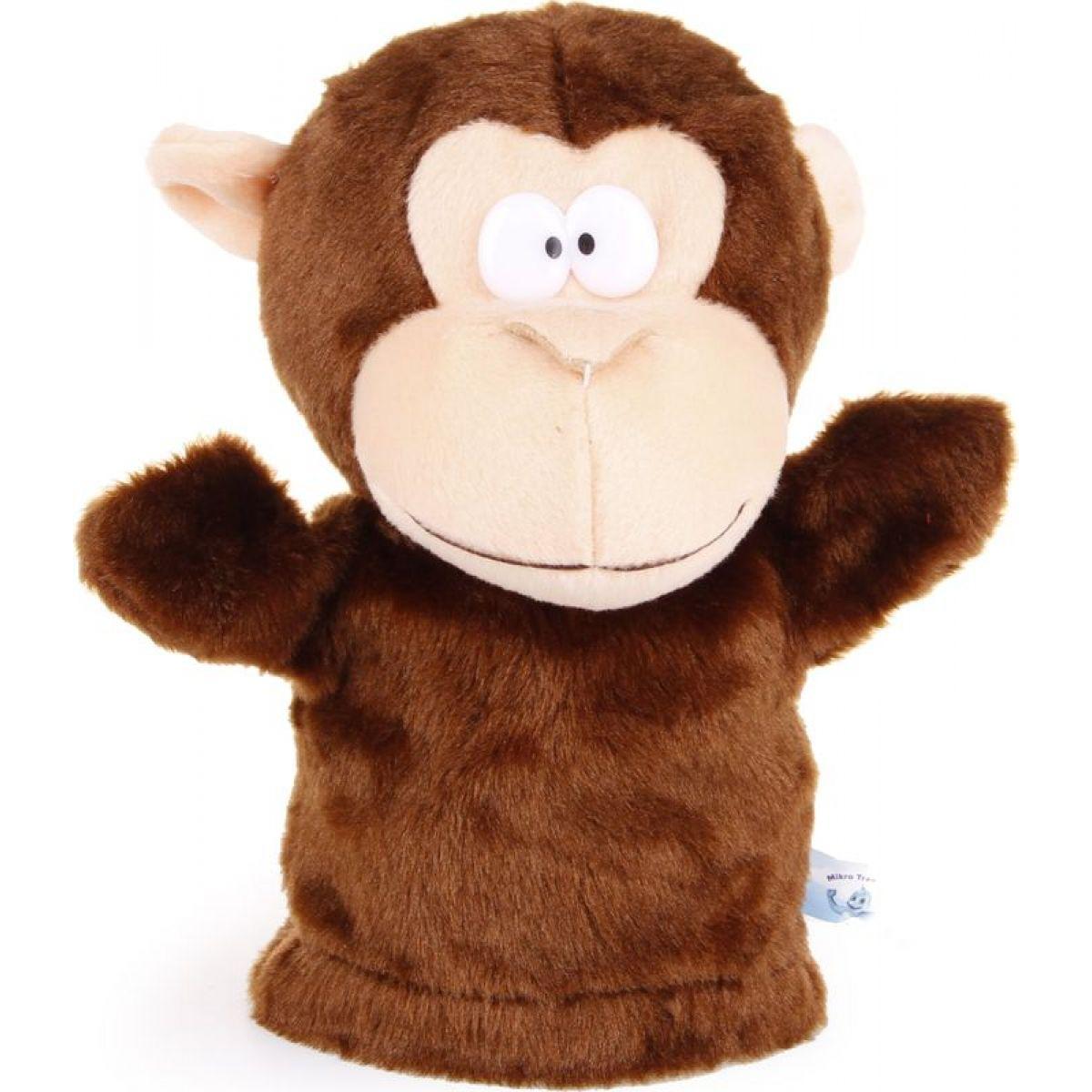 Plyšový maňásek Zvířátko - Opice