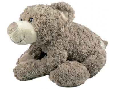 Plyšový medvěd ležící 57 cm