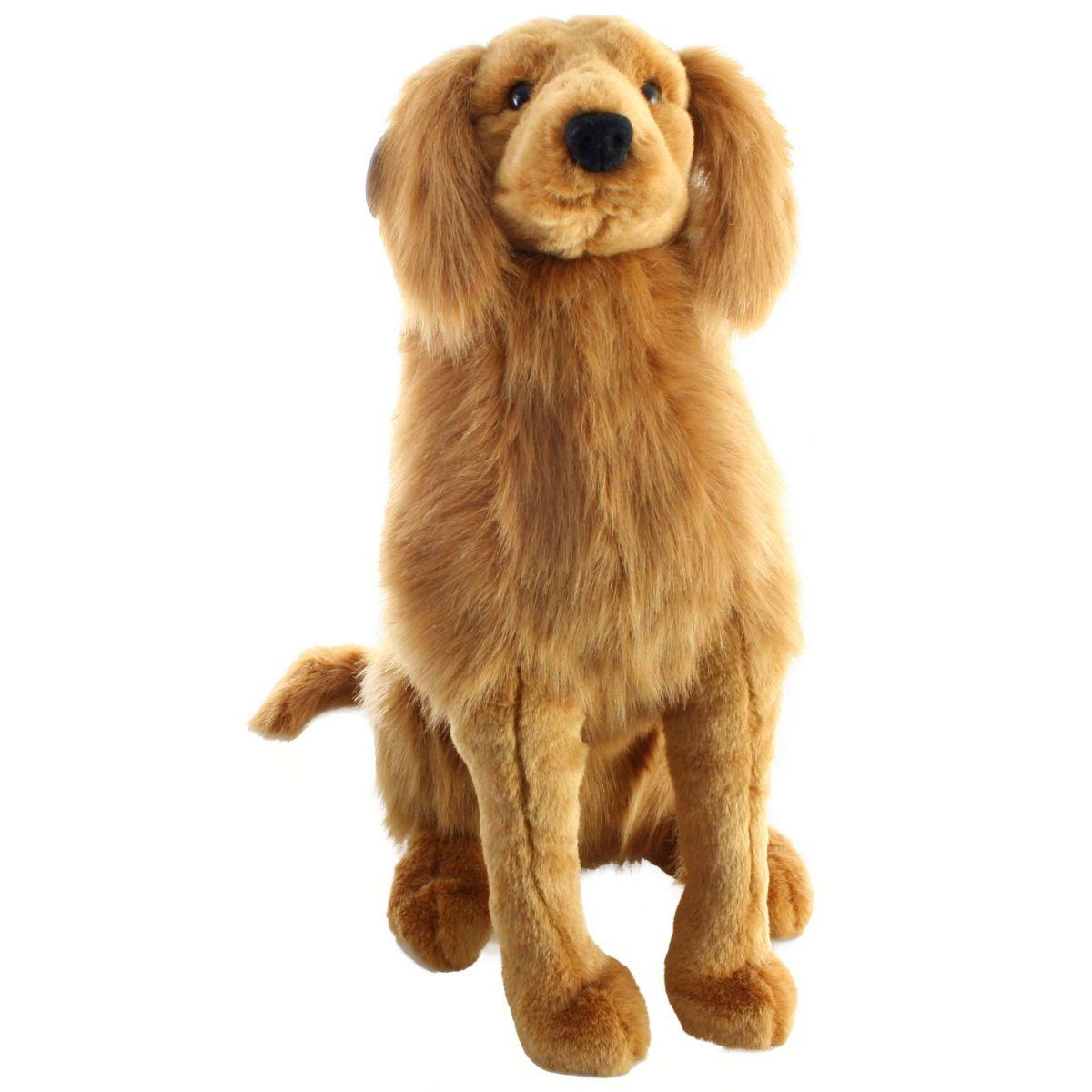 Plyšový pes Retrívr