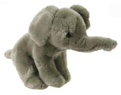 Plyšový slon se zvukem 23 cm