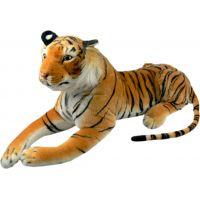 Plyšový Tygr hnědý 86 cm