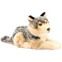 Plyšový vlk 40 cm 2