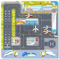 Made Pěnové puzzle Letiště