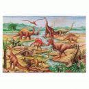 Melisa & Doug Podlahové puzzle Dinosaurus 48 dílků 2