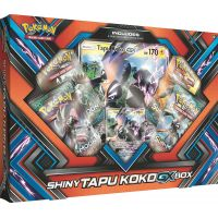Pokémon Shiny Tapu Koko Box