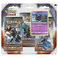 Pokémon SM3 Burning Shadows 3 Blister Booster