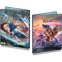 Pokémon Sword and Shield A4 album na 252 karet