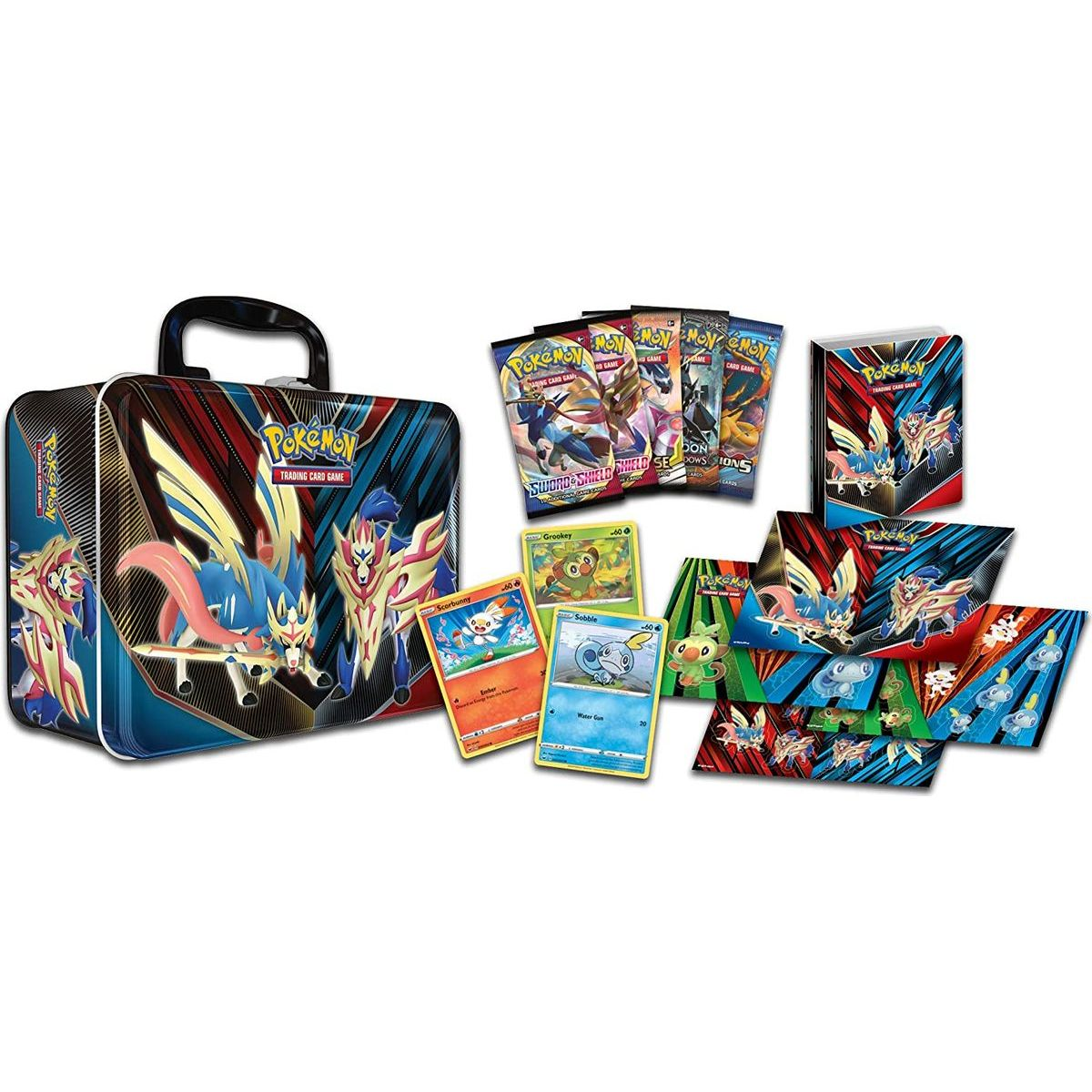 Pokémon TCG  Collector Chest SS 2020