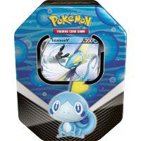 Pokémon TCG  Galar Partners Tin modrá