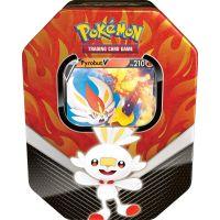 Pokémon TCG  Galar Partners Tin oranžová