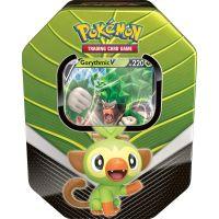 Pokémon TCG  Galar Partners Tin zelená