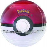 Pokémon TCG  Poké Ball Tin červený
