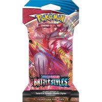 Pokémon TCG Sword & Shield Battle Styles Single Sleeved Booster Pack č.2