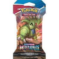 Pokémon TCG Sword & Shield Battle Styles Single Sleeved Booster Pack č.3