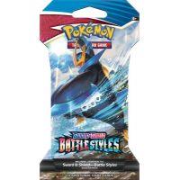 Pokémon TCG Sword & Shield Battle Styles Single Sleeved Booster Pack č.4