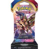 Pokémon TCG  Sword and Shield 1 Blister Booster č.1