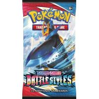 Pokémon TCG: Sword and Shield 5 Battle Styles Booster č.1