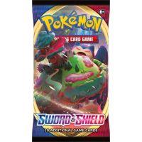 Pokémon TCG  Sword and Shield Booster č.3
