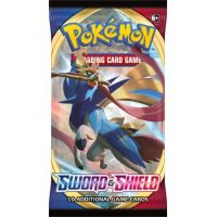 Pokémon TCG  Sword and Shield Booster č.4