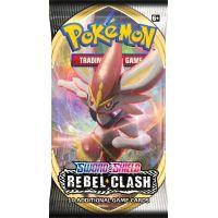 Pokémon TCG  SWSH02 Rebel Clash Booster č.3