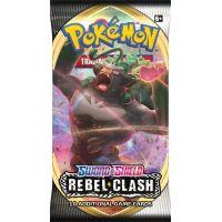 Pokémon TCG SWSH02 Rebel Clash Booster č.4