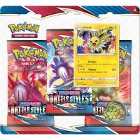 Pokémon TCG: SWSH05 Battle Styles 3 Blister Booster č.1