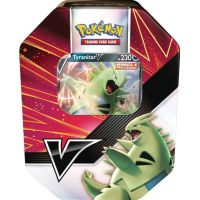 Pokémon TCG V Strikers Tin motiv Tyranitar V