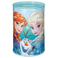 Pokladnička Frozen Elsa, Anna a Olaf