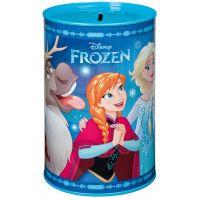 Pokladnička Frozen Elsa, Anna, Sven a Kristoff
