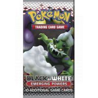 Pokémon BW Emerging Powers Booster 2