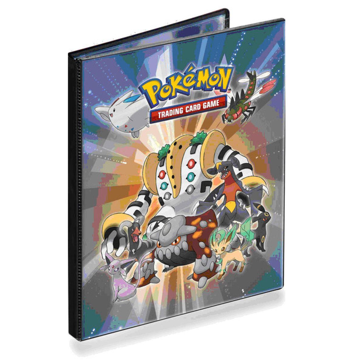 Pokémon Generic II A4 sběratelské album