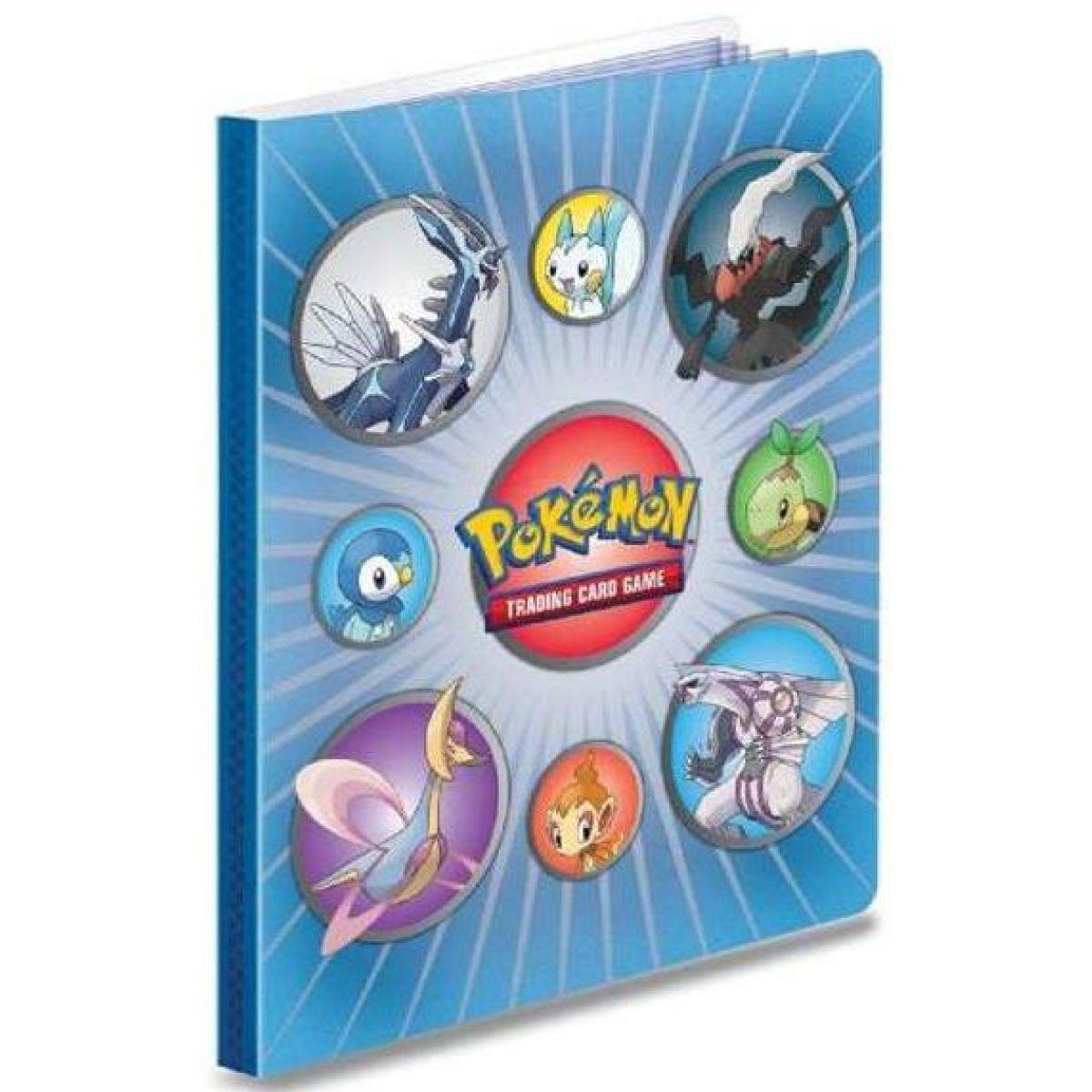 Pokémon 82104 - Generic II. - A5 průhledné sběratelské album