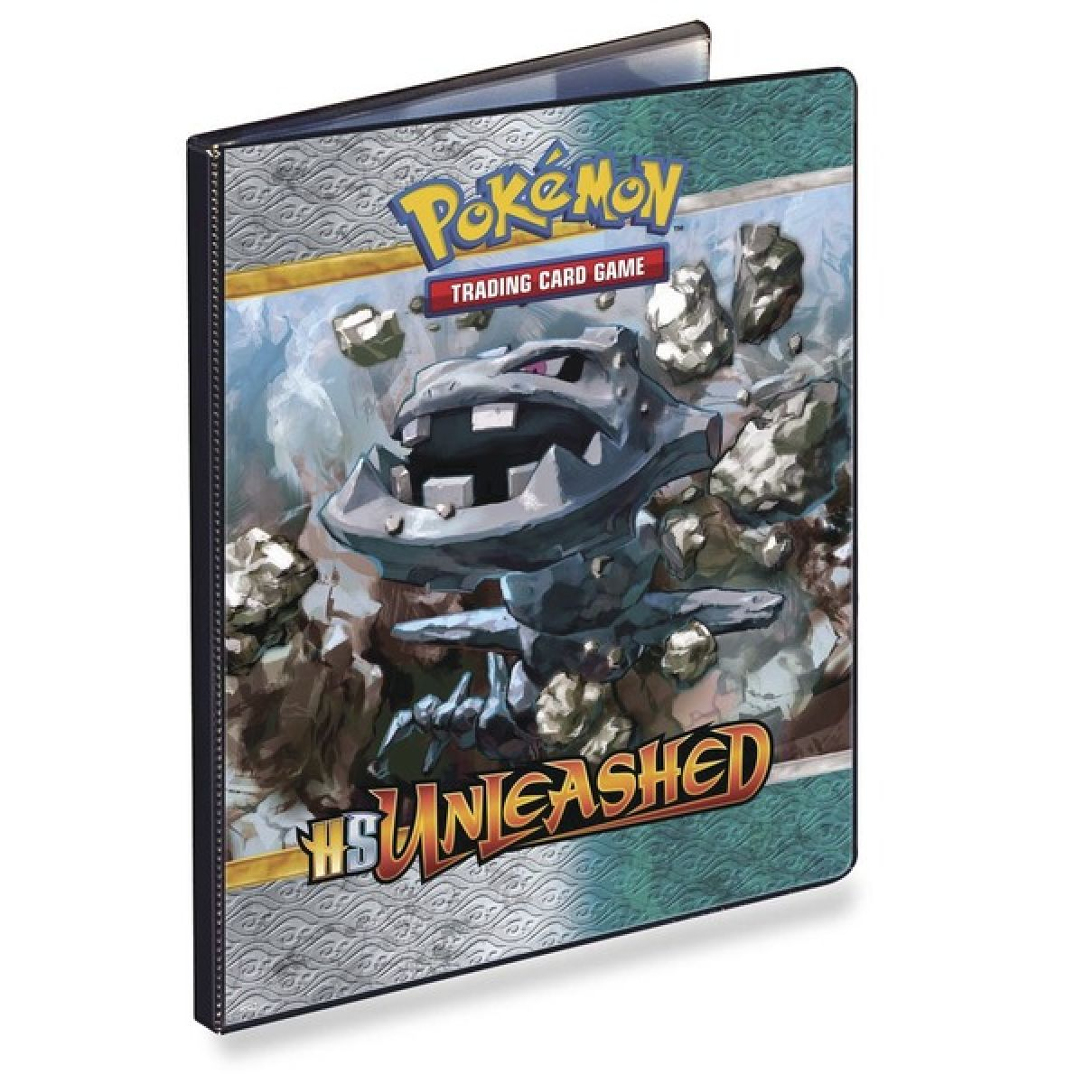 Pokémon HS Unleashed A4 sběratelské album