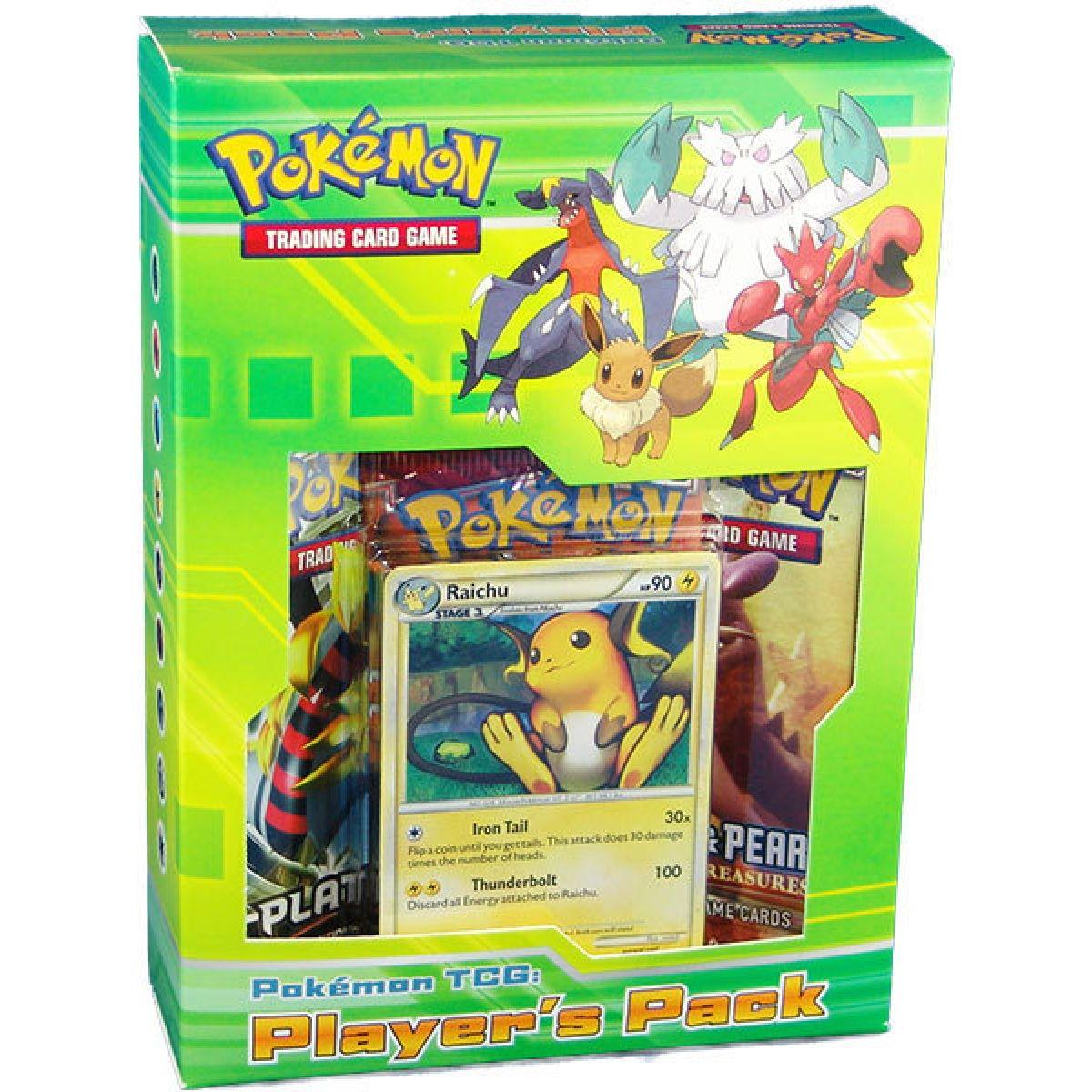 Pokémon Player's Pack ELECTRIC