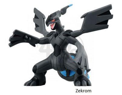 Pokémon set 1 velká figurka - Zekrom