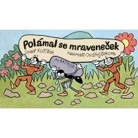 Albatros Polámal se mraveneček